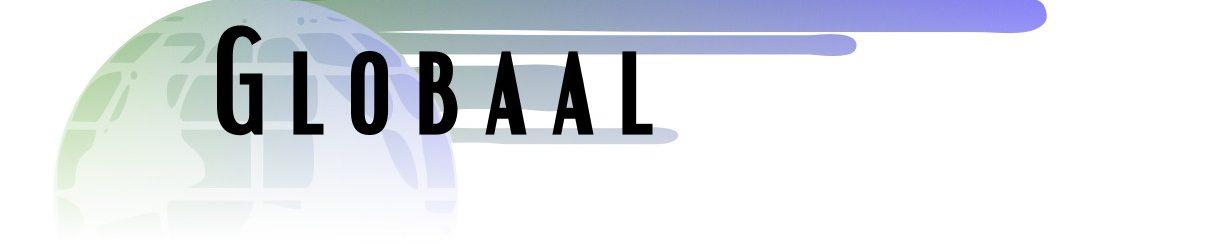 Dorpsblad Globaal